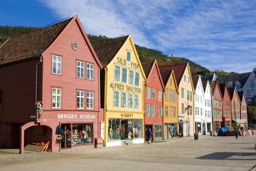 City Sightseeing Bergen Hop-On Hop-Off Tour