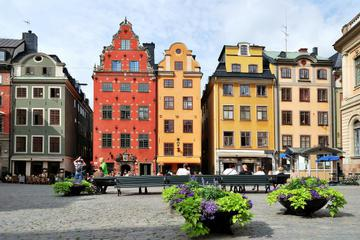 Stockholm Shore Excursion: Stockholm City Sightseeing Hop-On Hop-Off