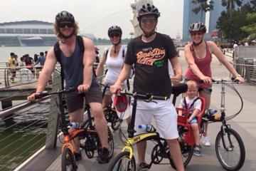 Half-Day Best of Singapore Cycling Tour