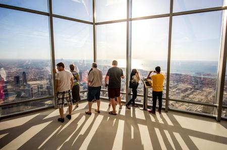 Dubai City Tour and Burj Khalifa 124th Floor Entrance Ticket
