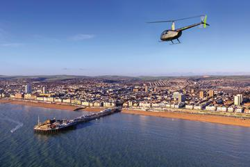 The Brighton Quickie - A Private 20 Minute Helicopter Tour of Brighton