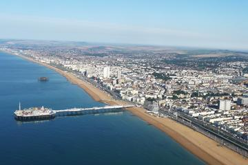 The Heavenly Half Hour - A Private 30 Minute Helicopter Tour of Brighton and the South Downs