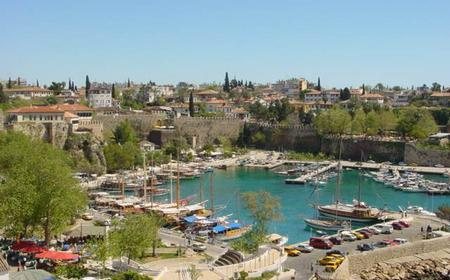 Antalya Turkish Riviera: Full-Day Sightseeing Tour from Side