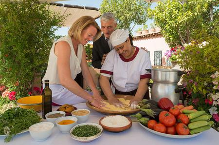 Half-Day Traditional Moroccan Cuisine Cooking Class in Marrakech