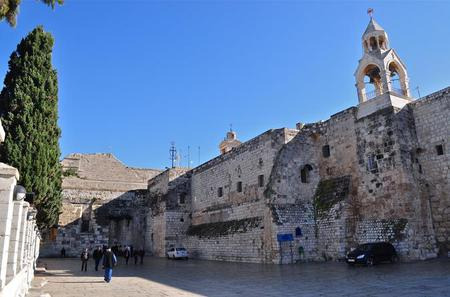 Jerusalem and Bethlehem: In the Steps of Christianity Private Day Tour