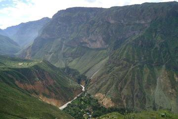 3-Day Colca Canyon Trekking from Arequipa