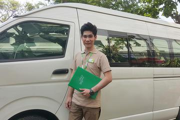 Samui International Airport Departure Shared Transfer