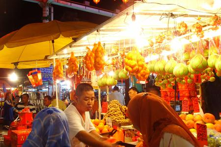 Kuala Lumpur tour by night