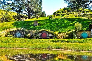 4-Day Hobbiton, Waitomo and Bay of Islands Tour from Auckland