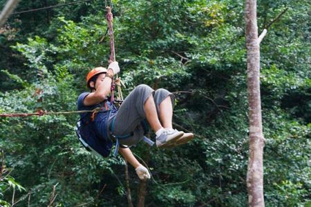 7 Elements Canopy Adventure
