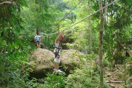 9 Elements Canopy Adventure