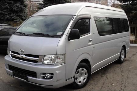 Half Day Private Van Chauffeured Service Around Langkawi (Toyota Hiace Van)