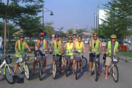 UNESCO George Town bicycle tour