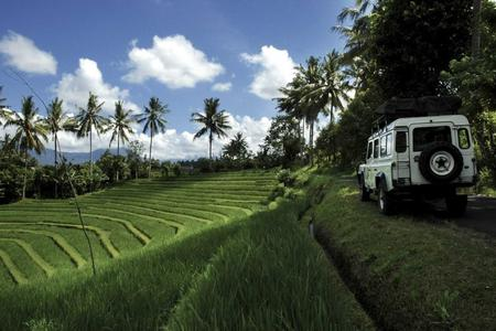 Land Rover Journey to the Secret Soul of Bali