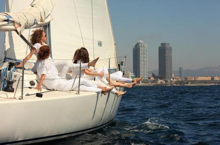 Small-Group Barcelona Sailing Trip