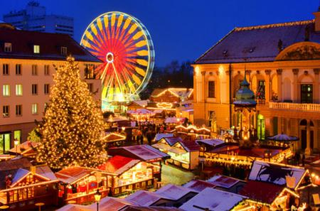 Four Day Christmas Delight - Leipzig, Dresden and Plauen