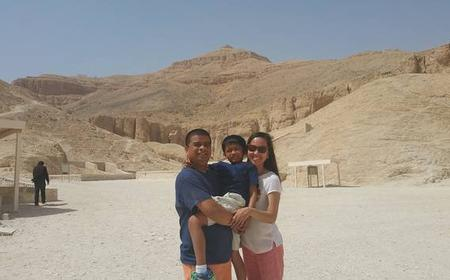 Luxor's West Bank Monuments: Day Tour
