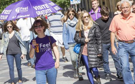 Madrid: Free 2.5-Hour Walking Tour with a Local Guide