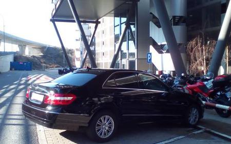 Airport Transfers from/to Madrid Barajas