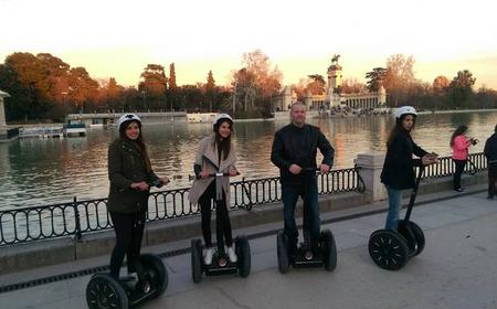 Madrid: 1.5-Hour Magic Segway El Retiro Park