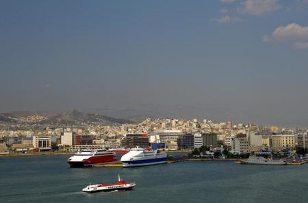 Private Arrival Transfer: Piraeus Cruise Port to Central Athens