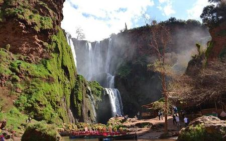 From Marrakech: Full-Day Ouzoud Waterfalls Tour