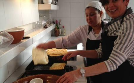 House of Fusion: Certified Moroccan Cooking Class
