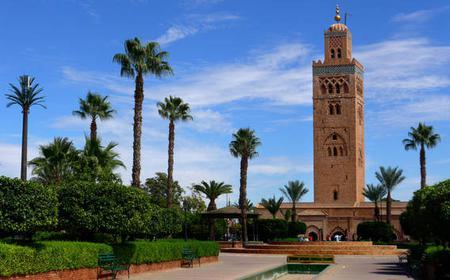 Marrakech Monuments & Gardens 3-Hour Tour