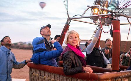 Classic Ballooning Flight over Marrakech