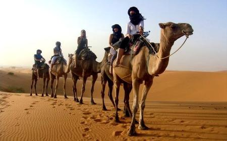 Atlas Mountains & Sahara Desert Private 4-Day Tour