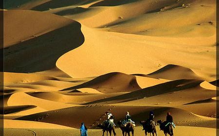 From Marrakech: Sahara Desert 3-Day Privileged Private Tour
