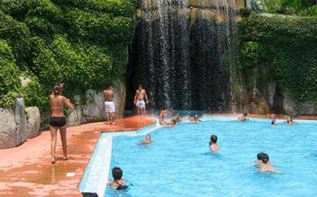 Aqualand Antalya Day Excursion with Dolphin Show and Lunch