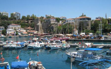 Full-Day Historic Tour of the Ancient Cities of Turkey
