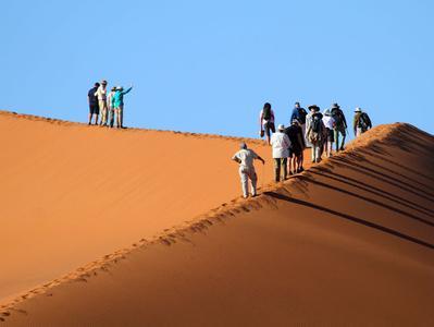 3 Day Namibia Sossusvlei Desert Adventure