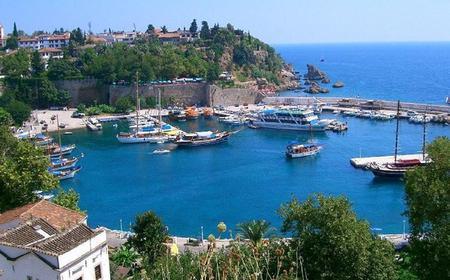Antalya: Turkish Bath, Ancient Ruins & Beaches 5-days