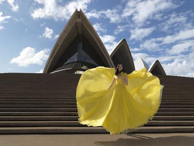Opera Performance Ticket at the Sydney Opera House