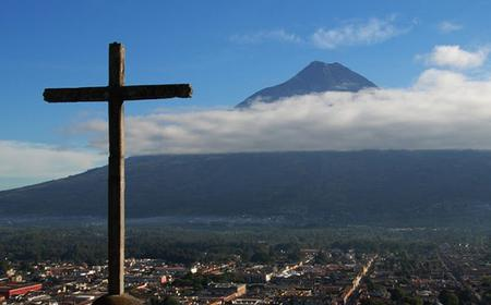 From Antigua or Guatemala : Coffee & Culture Full-Day Tour