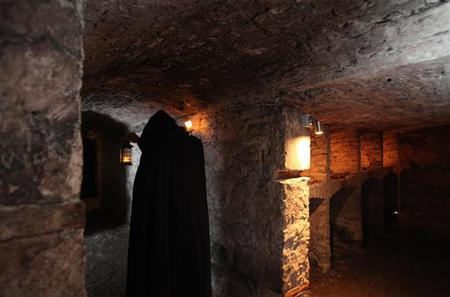 Edinburgh Night Walking Including Historic Underground Vaults