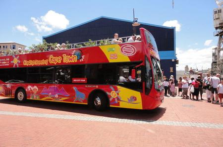 City Sightseeing Cape Town Hop-On Hop-Off Tour