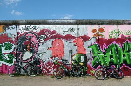 Berlin Bike Tour: Berlin Wall and Cold War
