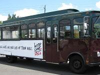 Philadelphia Sightseeing Tour by Open-Air Trolley