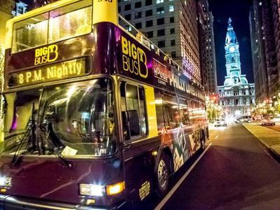 Philadelphia by Night Sightseeing Tour