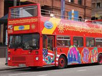City Sightseeing Philadelphia Hop On Hop Off Bus Tour