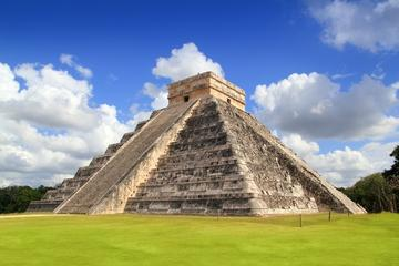 Chichen Itza, Cenote Ik Kil and Coba Ruins from Cancun