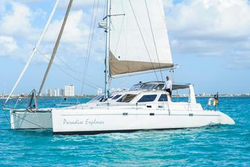 Sail Tour to Isla Mujeres from Cancun