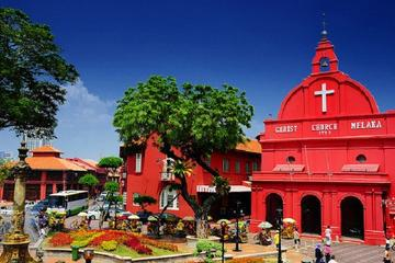 Private Tour: Historical Malacca Trip from Kuala Lumpur Including Lunch
