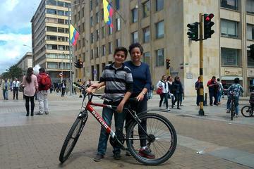1-Day Bike Rental in Bogotá