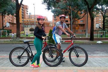 2-Day Bike Rental in Bogotá