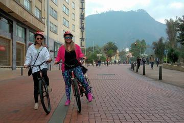 6-Hour Sunday Bike Rental in Bogotá