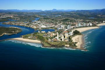 1.5-Hour Surfers Paradise, Mt Warning and Byron Bay Scenic Fixed-Wing Flight from the Gold Coast